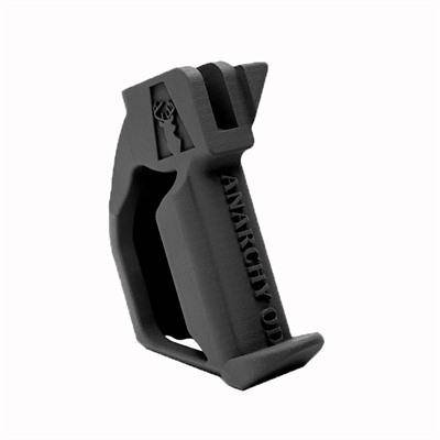 Anarchy Outdoors Ar-15 Penguin Precision Rifle Grip - Penguin Precision Rifle Grip Black