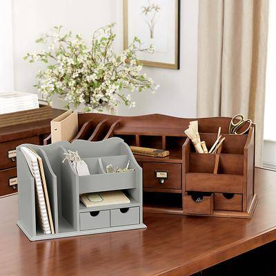 Ballard Designs Original Home Office Desk Organizers Large - Ballard Designs