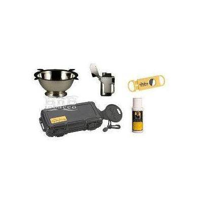 Quality Importers Outdoor Smoker Kit