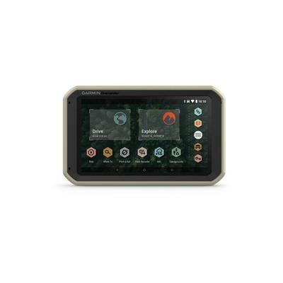 Garmin Camp & Hike Overlander Navigator Black 0100219500 Model: 010-02195-00