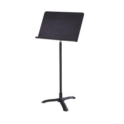 National Public Seating 82MS Black Melody Music Stand
