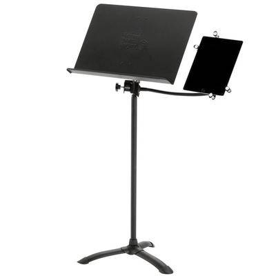 National Public Seating FAUTH Flex Universal Tablet Holder Arm for Music Stands