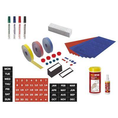 MasterVision KT1317 Professional Magnetic Board Accessory Kit