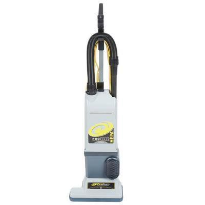"""ProTeam """"ProTeam 107251 ProForce 1200XP HEPA 12"""""""" Upright Vacuum Cleaner - 120V"""""""