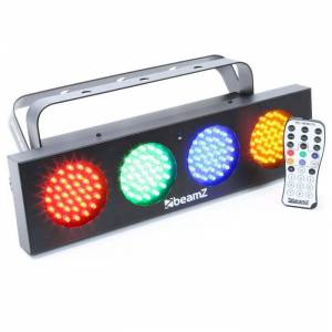 Beamz DJ Bank 140 LEDs RGBA (Sky-153.722)