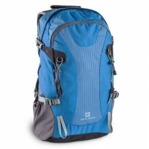 CAPITAL SPORTS Ridig Mochila de escalada 38l impermeable nailon azul (BP1-Ridig)