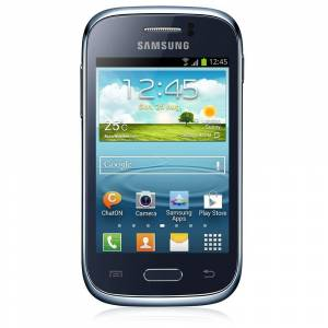 Samsung Galaxy Young 4 GB Azul Libre