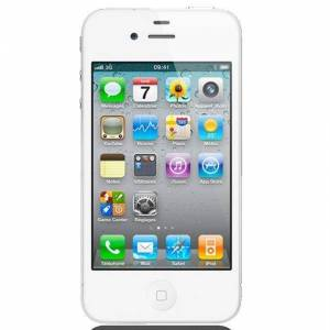 Apple iPhone 4 8 Gb Blanco Libre