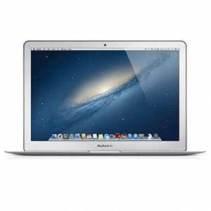 Apple MacBook Air 13  Core i5 1.7 GHz  SSD 128 GB RAM 4 GB QWERTY