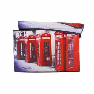 JOCCA Caja Puff Doble Londres