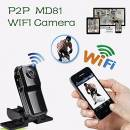 WEIDE - WiFi spia telecamera Mini DV IP Wireless fotocamera videocamera nascostaMD81 WiFi IP Camera