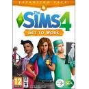 Electronic Arts The Sims 4 Get To Work Per Pc