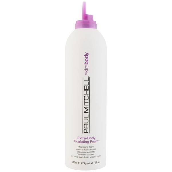 Paul Mitchell Extra Body Sculpting Foam 500ml Free Shipping Lookfantastic
