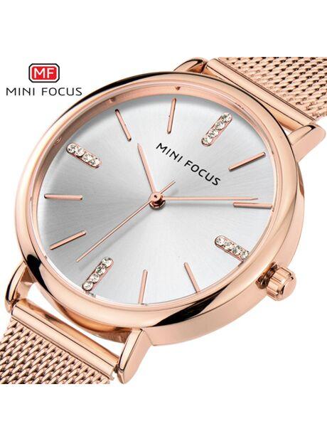 MINI FOCUS New 2018 Dress Top Fashion Women Watches Famous Brand Ladies  Quartz Watch Female Clock 9a9265db4a