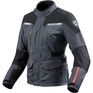 d9c5f2f5 Se TILBUD på Revit Horizon 2 Ladies tekstil jakke Svart Grå 40 hos ...