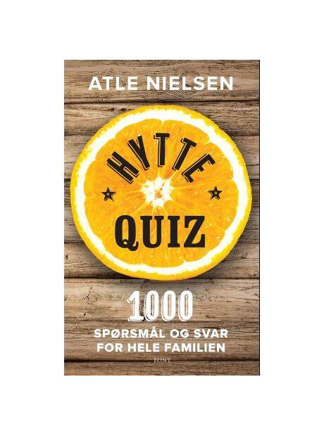 9b5032d2 Se TILBUD på Hyttequiz - 1000 spørsmål og svar for hele familien hos ...