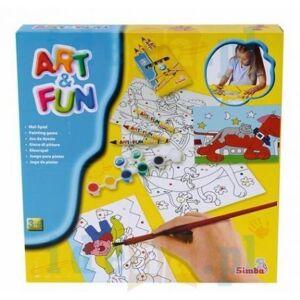 ART & Fun Malesæt