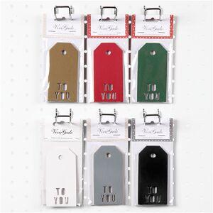 ViviGade Manilamærker, To You, Str. 5x10 Cm, 300 G, 6x10 Pk./ 1 Ks.