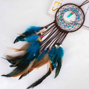 Newchic INS Style Dream-catcher DIY Handmade Kit Beginner Knitting Package Hanging Finished Dreamcatcher