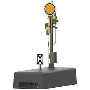 Maerklin Märklin 70381 H0 symbol 2-aspekt Advance signal montert DB