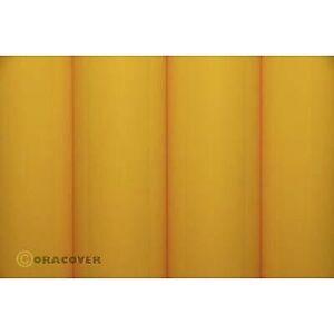 Oracover 21-030-002 Iron-on film (L x W) 2 m x 60 cm CUB-gul