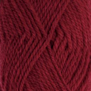 Drops - Garnstudio Drops Alaska Garn Unicolor 11 Vinrød
