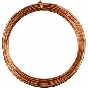 Diverse Bonzaitråd / Alu Wire Kobber 2mm 10m
