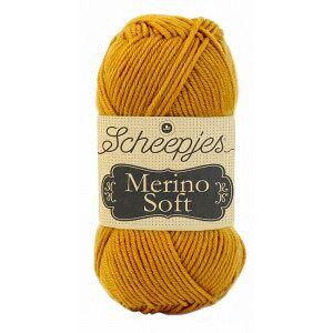 Scheepjes Merino Soft Garn Unicolor 641 Van Gogh