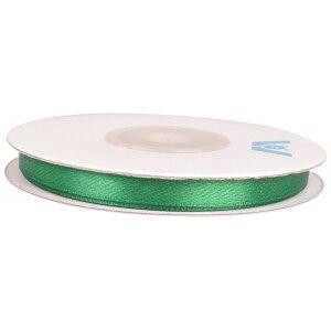Diverse Satengbånd Grønn 6mm - 10m
