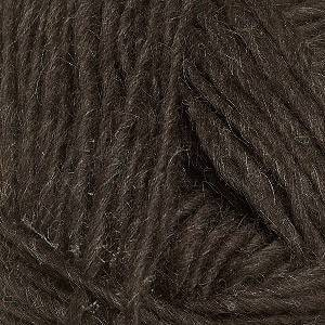 Ístex Léttlopi Garn Mix 0052 Sortbrun