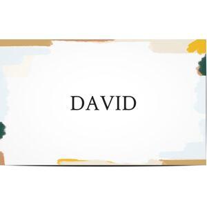Optimalprint Bordkort, abstrakt, jord, naturlig, ny, former, brun, kreativ, bordkort, flatt, Optimalprint