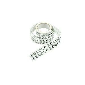 [NORDIC Brands] Klistremerker øyne 11-19mm (2000)