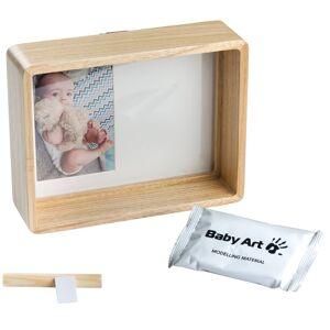 ART Baby Art Ram för foto och avtryck trä naturlig