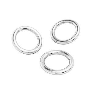 Bindringar 925 Silver - 4.2x0.5mm, 10-pack