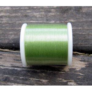 Apple K.O pärltråd - Apple Green, 1 rulle