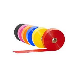 Minitube Plastband Orange 30mmx100m