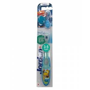 Jordan Baby Toothbrush Green