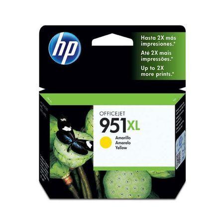 HP Cartucho HP 951XL CN048AL Alto Rendimento Amarelo Original 17ml