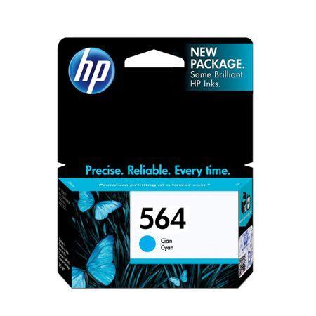 HP Cartucho HP 564 CB318WL Ciano Original 3 5ml