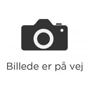 Brother DK11204 Sort tekst / Hvid tape 17 x 54 mm, 400 stk. Universallabel - Original