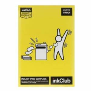 inkClub Photo-paperi Premium 10x15 20 ark. 240g PS602 Replace: N/A