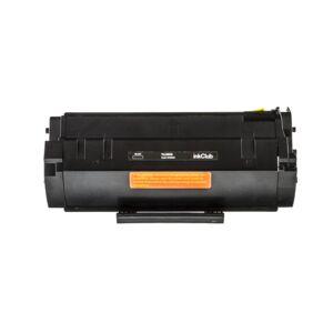 inkClub Värikasetti musta, 10.000 sivua TLU800 Replace: 60F2H00