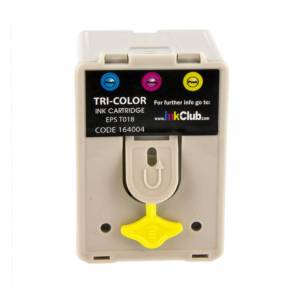 inkClub Mustepatruuna väri 43ml KEB002 Replace: T018
