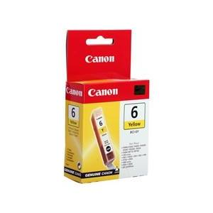 Canon BCI-6Y Yellow - 4708A002