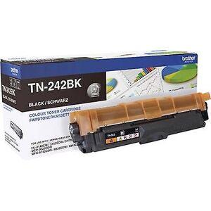 Brother tonerkassett TN-242BK TN242BK original svart 2500 sider
