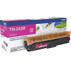 Brother tonerkassett TN-242M TN242M original magenta 1400 sider