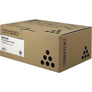 Ricoh Toner cartridge SP 100LE 407166 Original Black 1200 pages