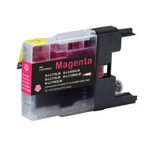 Brother LC1280M XL (19 ml) magenta kompatibel Blekkpatron