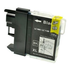 Brother LC1100 BK blekkpatron - kompatibel -Svart 25 ml