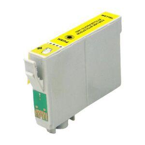 Epson T0714/T0894 Y Gul kompatibel Blekkpatron (13,5 ml)